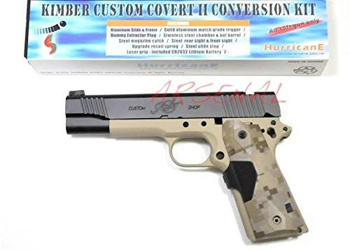 HurricanE Kimber Custom Covert II Conversion Kit