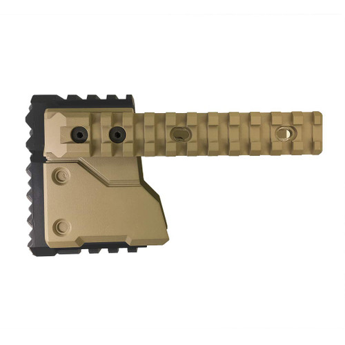 LayLax Kriss Vector Strike System Ver. Cerakote Flat Dark Earth color ※Pistol is not included.