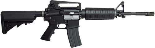 Muzzle right of KSC M4A1 ver.2 GBB Airsoft rifle gun