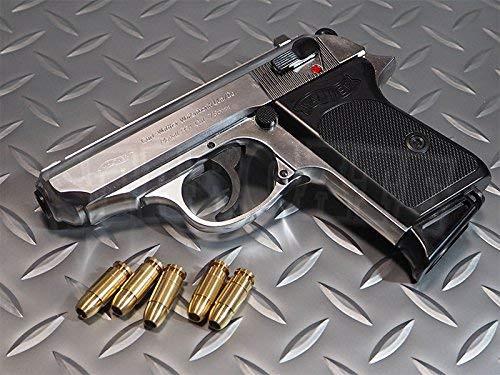 Marushin Walther PPK Silver ABS Model gun