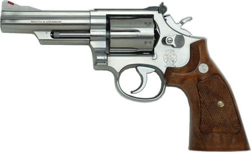 Tanaka S&W M66 4inch Combat Magnum Heavy Weight Version 3 Airsoft Gas Revolver