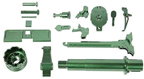 G&G ARMAMENT ARP9 Super Ranger Dress-up Kit-Jade (Green)