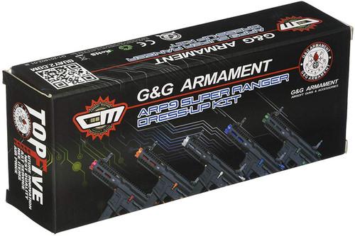 Box of G&G ARMAMENT ARP9 Super Ranger Dress-up Kit-Jade (Green)