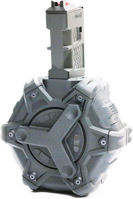 Armorer Works 350 Gas Drum Magazine for WE M4 / M16 / HK416 / L85 / SCAR-L / R5C / T65