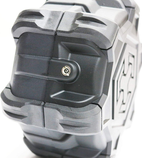 Armorer Works 350 Gas Drum Magazine for WE M4 / M16 / HK416 / L85 / SCAR-L / R5C / T65