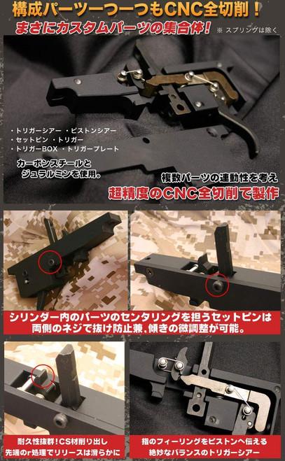 PDI V-Trigger set for Tokyo Marui VSR-10