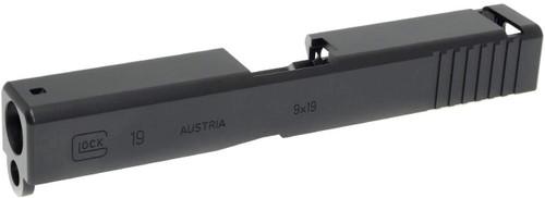 GUARDER CNC Steel Slide Kit for TM G19 Black