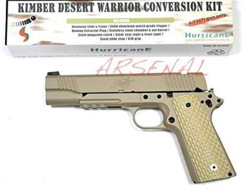 HurricanE Kimber Desert Warrior Conversion Kit