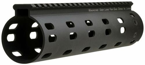 Madbull Airsoft Daniel Defense Certified MFR RAS 9 Black
