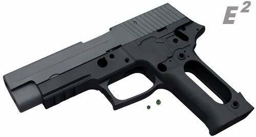 GUARDER Aluminum Conversion Kit Black for Tokyo Marui SIG P226E2