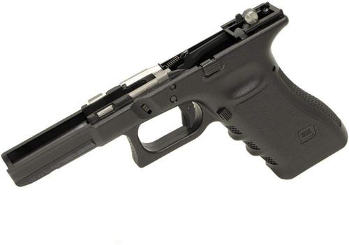 GUARDER 2019 Ver Gen3 GLOCK Frame Complete Set US for G17 / G22 / G34 BK *Pistol is not included