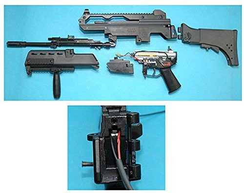 G&P G36 Sniper Style Folding Stock GP528