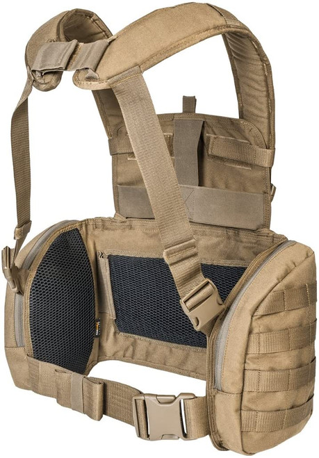 Tasmanian Tiger Chest Rig Mk2 M4 Khaki
