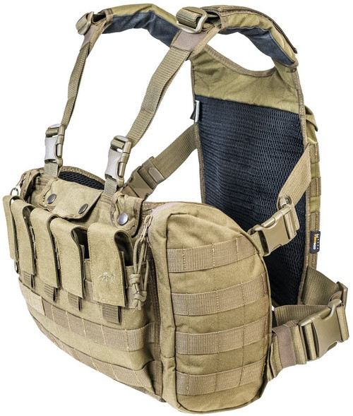 Tasmanian Tiger Chest Rig Mk2 M4 Multicam