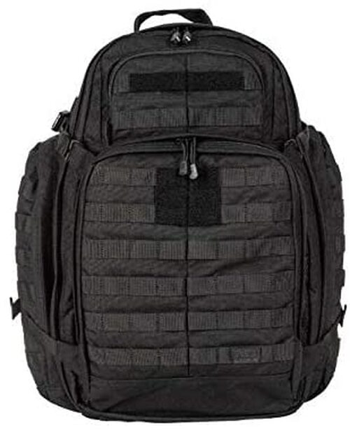 5.11 tactical rush 72 backpack 58602 Black