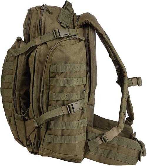 5.11 tactical rush 72 backpack 58602 Olive Drab