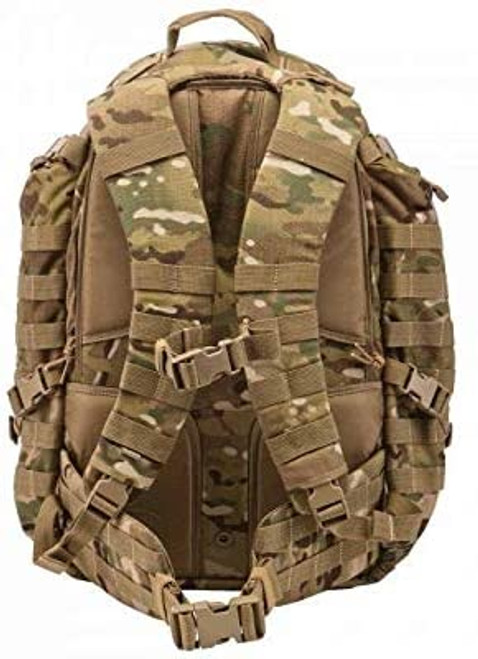 5.11 tactical rush 72 backpack 58602 Multicam