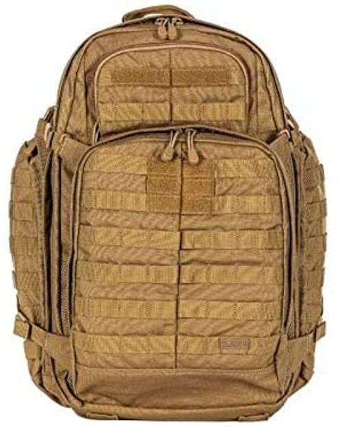 5.11 tactical rush 72 backpack 58602 Dark Earth