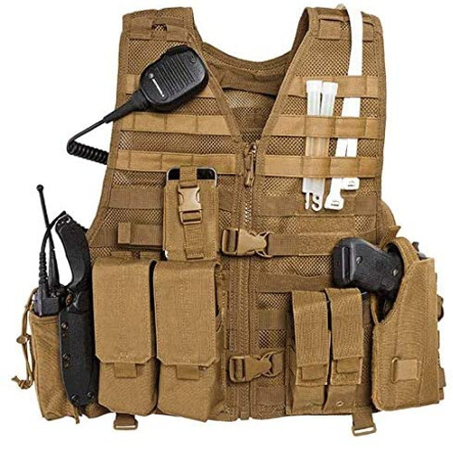 5.11 Tactical LBE VTAC Vest Dark Earth