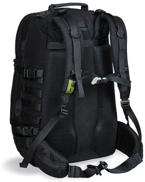 Tasmanian Tiger Mission Pack 37L Black