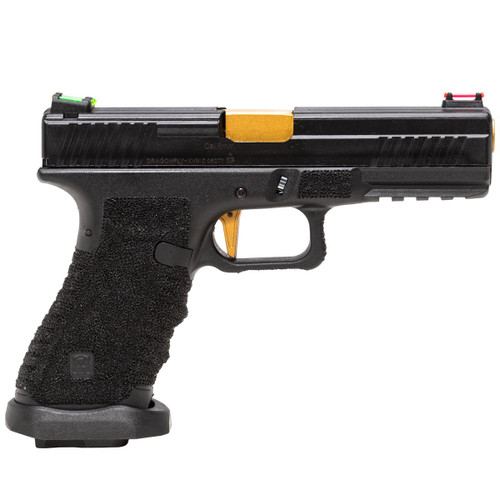 Muzzle right of APS DRAGONFLY CO2 GBB resin slide CO2 gas Airsoft Gun