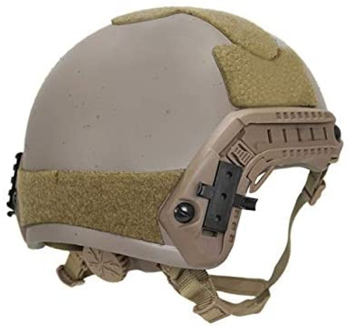 FMA Ops-Core Type FAST Ballistic Helmet Carbon Fiber Urban TAN Replica (M / L (55-59cm)