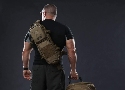 HAZARD4 v17 Plan-B Sling Pack Coyote