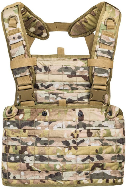 Tasmanian Tiger CHEST RIG MODULAR Multicam