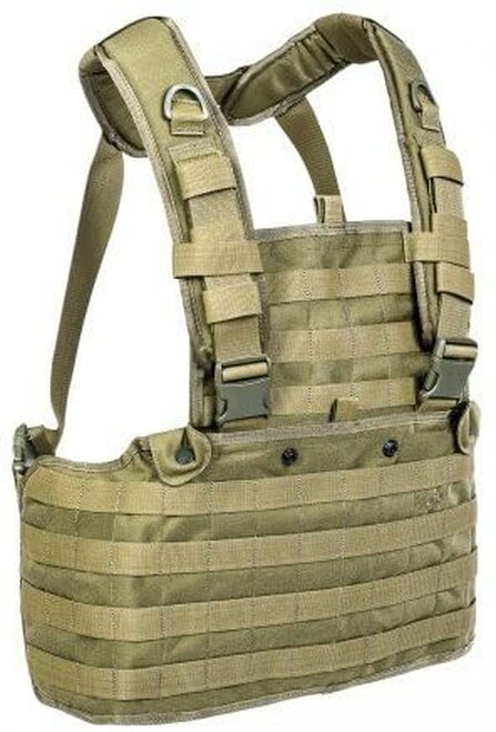 Tasmanian Tiger CHEST RIG MODULAR Coyote Brown