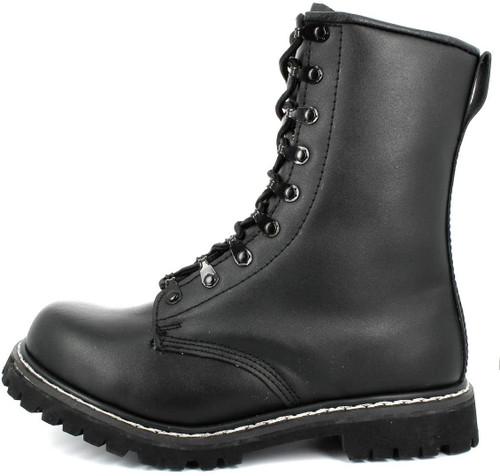 MIL-TEC Parachute Boots All Leather -EU40 / 25.5cm / US7.5