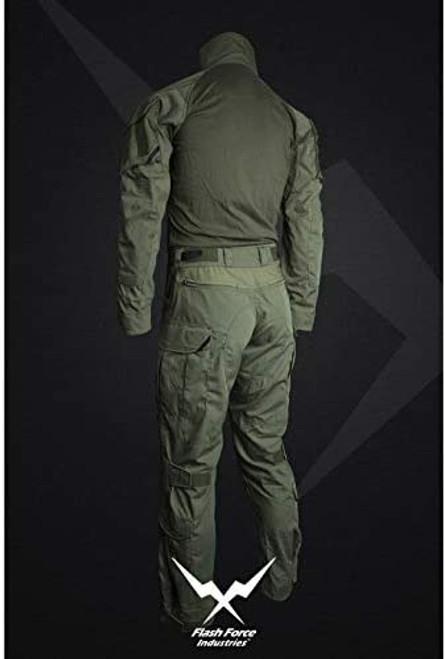 FFI Crye Precision Type G3 Combat Shirt Pants Set (Ranger Green / XS)