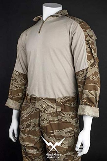 FFI Crye Precision Type G3 Combat Set Desert Tiger Stripe Women US-S