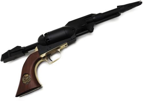 HWS Hartford Cosmo Dragoon Warrior's Gun Serial Number 4 Tetsuro Hoshino Model gun