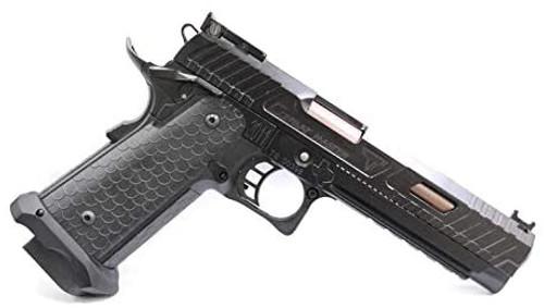 DOUBLE BELL TTI/STI type 2011 JOHN WICK 3 COMBAT MASTER custom Airsoft GBB gun