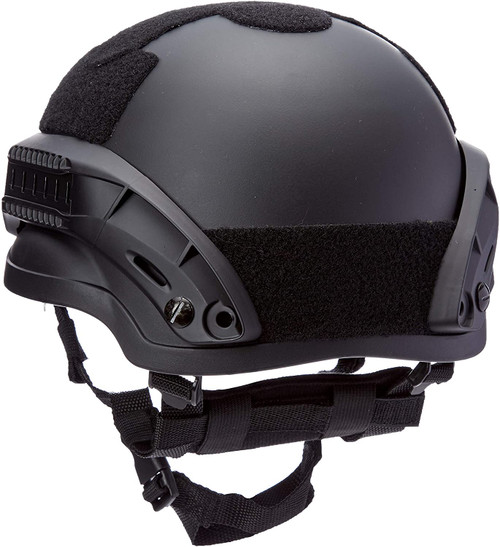F-STYLE US Army Special Forces MICH 2002FAST Helmet Black