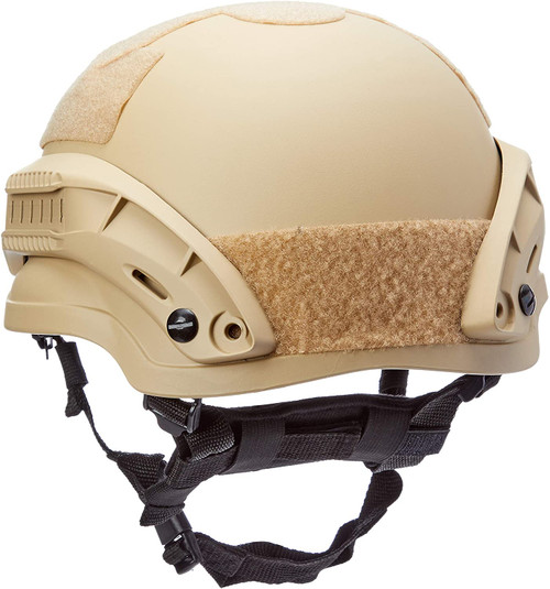 F-STYLE US Army Special Forces MICH 2002FAST Helmet C.BR