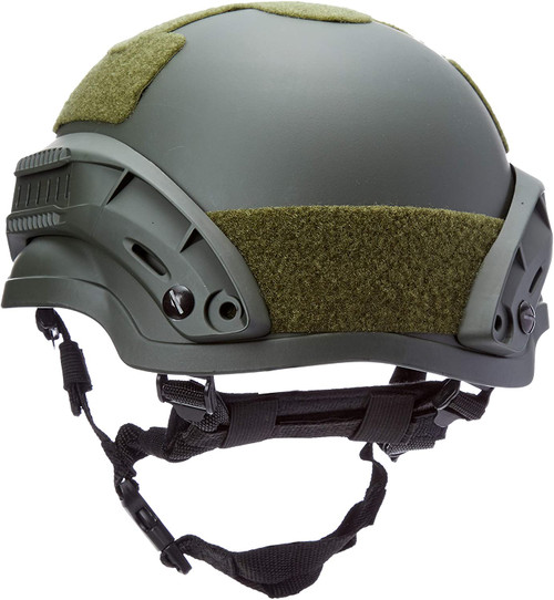 F-STYLE US Army Special Forces MICH 2002FAST Helmet OD