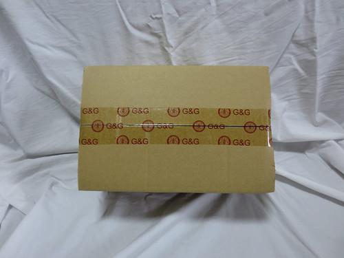 G&G Bio BB bullet 0.20g 5000 shots 1kg X 6 pack set white