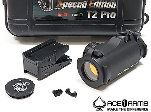 ACE1 ARMS Aimpoint type Micro T2 Red Dot Sight