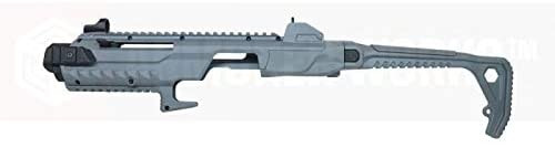 ARMORER WORKS Glock carbine conversion kit gray *GBB gun is not included.