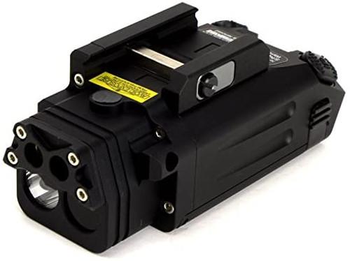 NB DBAL-PL Type Pistol Light BK (Metal CNC processed product)