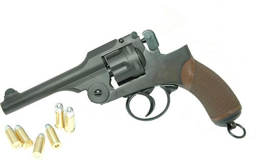 Hartford Type 26 Revolver (HW Ignition Model Gun Completed)