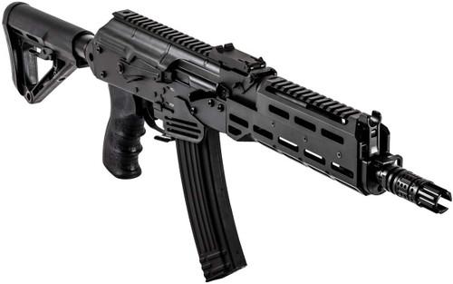 APS AK Custom Blowback Airsoft Electric Gun [JASG Certified] (Ghost Patrol Compact [ASK211])