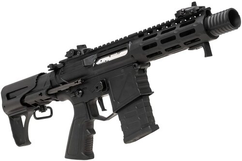 APS PER MK. VI (Electronic Trigger) M4CQB Airsoft Electric Gun [JASG Certified]