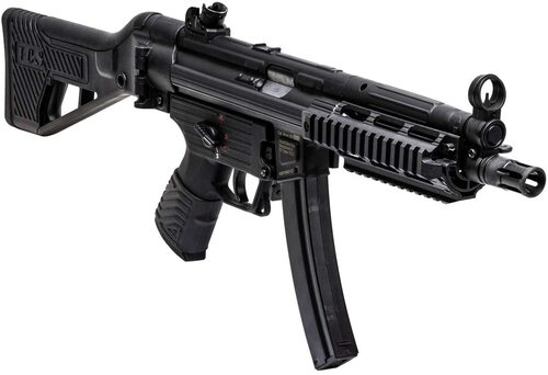 Baton Airsoft [ICS] CES-P MS1 S3 SSS 2.0 (Electronic Trigger Blowback MP5 Airsoft Electric Gun)