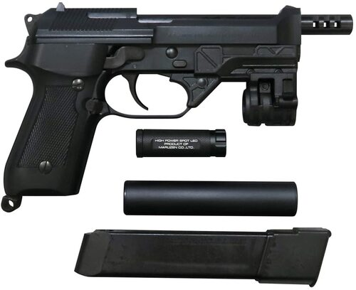 Maruzen M93R-FS Special Force Fixed Slide Airsoft Gas Gun