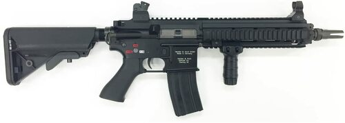 Bolt Airsoft Recoil Shock Airsoft Electric Gun HK416D Devgru B.R.S.S. BK Japanese Specification BR-12-BK-B