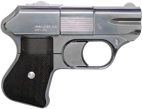 Marushin COP 357 Normal Barrel Silver ABS Woodgrain Heavy Weight Grip Specification Airsoft Gas Gun