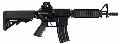 DOUBLE BELL M4 CQB Real Engraved Metal Airsoft Electric gun
