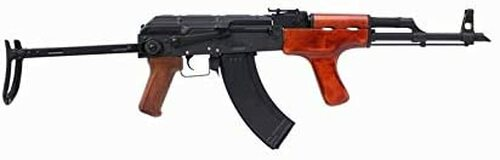 DOUBLE BELL AKMS Romanian Metal Airsoft Electric Gun No.022